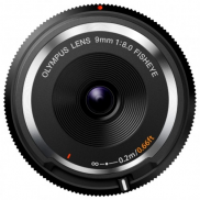 Ремонт Olympus 9mm f/8 Fish-Eye Body Cap