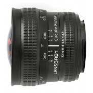 Ремонт Lensbaby Circular with Fisheye